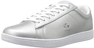 Lacoste Women's Carnaby Evo 117 3 Fashion Sneaker $53.80 thestylecure.com