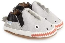 Robeez R) 'Dino Dan' Crib Shoe