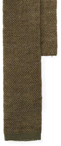 Polo Ralph LaurenPolo Ralph Lauren Knit Linen-Cotton Tie