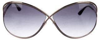 Tom Ford Miranda Gradient Sunglasses