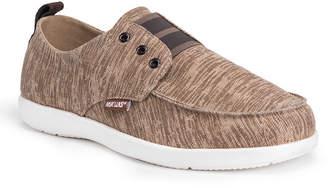 Muk Luks Mens Billie Slip-On Shoe Round Toe