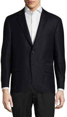 Hickey Freeman Milburn Ii Buttoned Wool Jacket