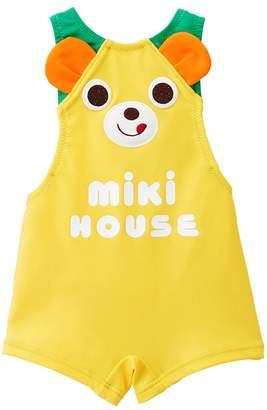 Mikihouse (ミキハウス) - ミキハウス なりきりグレコ水着【70cm 黄】