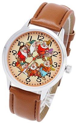 Disney (ディズニー) - Disney ディズニー 腕時計 白雪姫 七人のこびと 限定モデル ディズニーウォッチ レディース キッズ 時計 女性用 男性用 子ども 子供 プレゼント ギフト