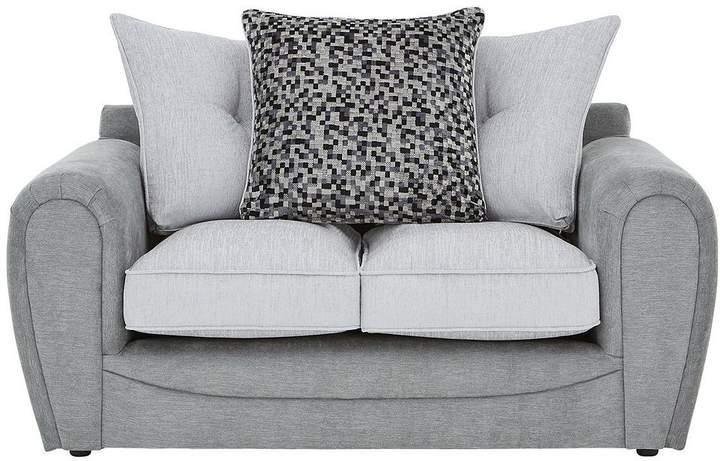 Mosaic Fabric 2-Seater Sofa