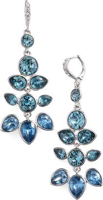 Givenchy Large Chandelier Drop Earrings