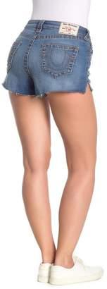 True Religion Colette High Waist Shorts