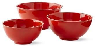 Williams-Sonoma Williams Sonoma Melamine Mixing Bowls, Set of 3, Paprika