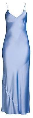 Dannijo Women's Silk Silp Dress