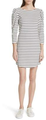 Rebecca Taylor Stripe Knit Dress