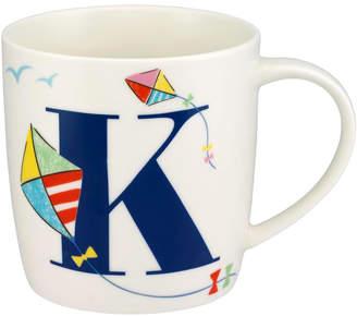 Cath Kidston Alphabet Mug K