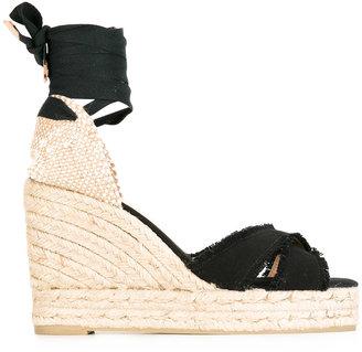 Castañer Bluma sandals $112.77 thestylecure.com