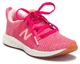 New Balance Fresh Foam Sport Running Shoe (Little Kid)