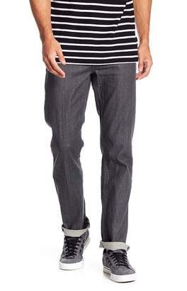 Volcom Solver Modern Fit Straight Leg Jeans