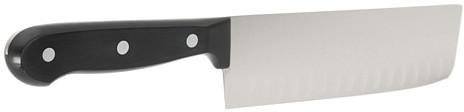 """Wusthof GOURMET 6.5"""" Hollow Edge Nakiri Knife - 4195-7"""
