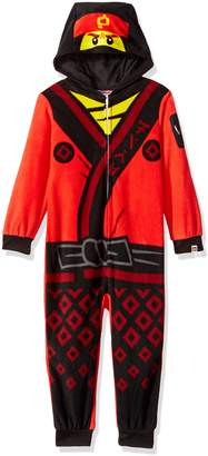 Lego Ninjago Little Boys' Onesie Pajamas, All-in-One Set