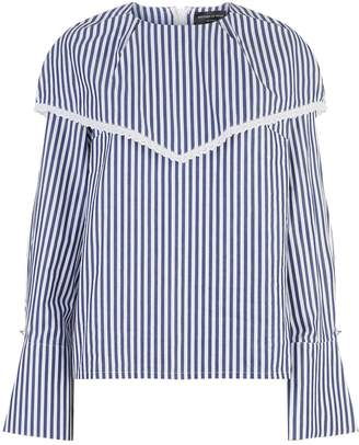 Mother of Pearl Ollie Stripe Shirt