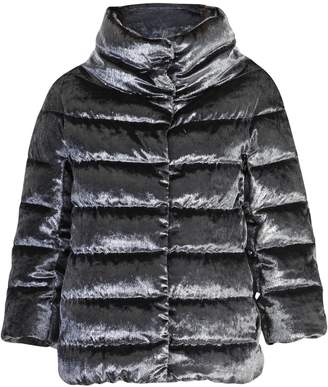 Herno Blue Padded Jacket