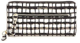 Cole Haan Tali RFID Zip-Around Wallet $150 thestylecure.com