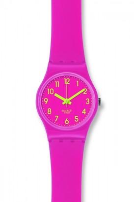 Swatch Ladies Biko Roose Watch LP131
