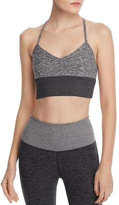 Alo Yoga Lush Alosoft Strappy Sports Bra