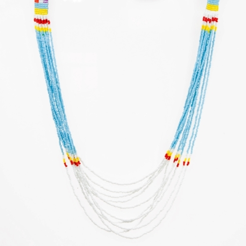 Layered Navajo Necklace