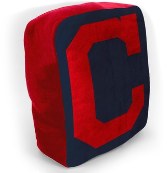 Cleveland Indians Cloud Throw Pillow by Northwest