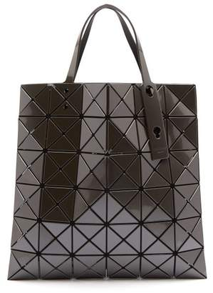 Bao Bao Issey Miyake Lucent Metallic Tote Bag - Womens - Grey