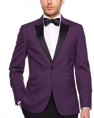 Jf J.Ferrar JF Super Slim Fit Tuxedo Jacket