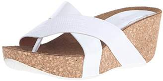 Donald J Pliner Women's GALLO-TG Wedge Sandal