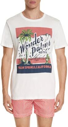 Onia Johnny Wonder Palms T-Shirt