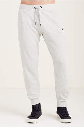 True Religion MENS METAL HORSESHOE SWEATPANT