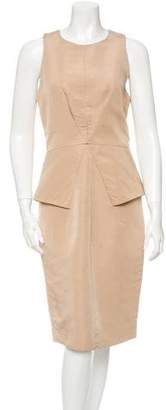 Cushnie et Ochs Silk Dress