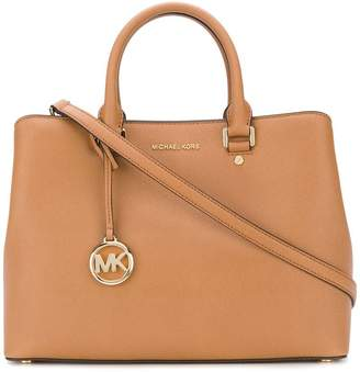 MICHAEL Michael Kors Savanna large satchel