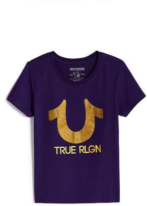True Religion SPARKLE HS TEE