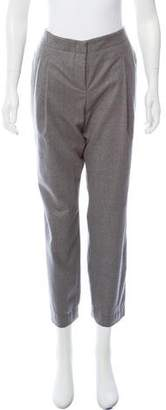 Akris Punto Wool Mid-Rise Pants w/ Tags