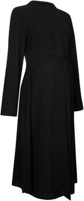 Next Womens Dorothy Perkins Maternity Midi Tie Dress