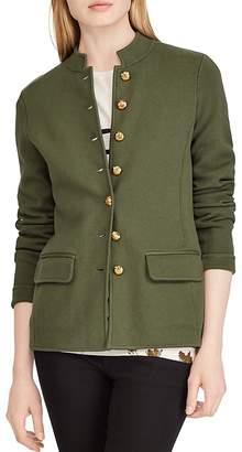 Lauren Ralph Lauren Military-Style Jacket