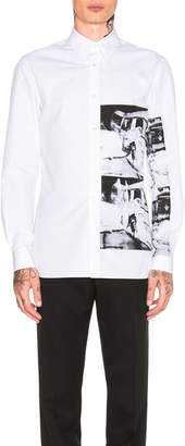 Calvin Klein Ambulance Disaster Shirt