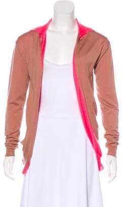 Marni Cashmere Reversible Cardigan