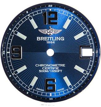 Breitling コルトLady a7738711 / c850 24 mmブルー時計ダイヤル33レディース腕時計