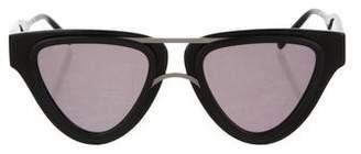 Cat Eye Smoke For Mirrors Sodapop V Tinted Sunglasses