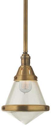 Visual Comfort & Co. Gale Petite Hanging Light - Brass