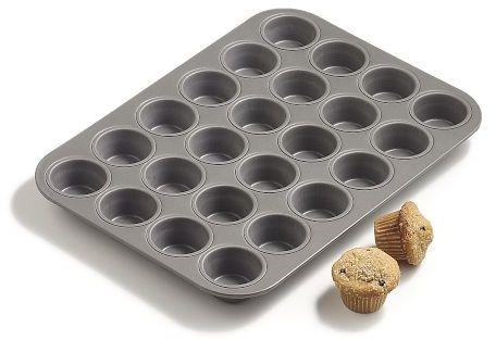 Williams-Sonoma Commercial Aluminized Steel 24-Cup Mini Muffin Pan