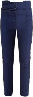 PERFECT MOMENT Morillon high-rise skinny ski trousers