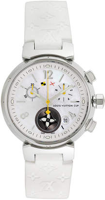 Louis Vuitton Heritage  2000 Women's Tambour Lovely Cup Chronograph Watch