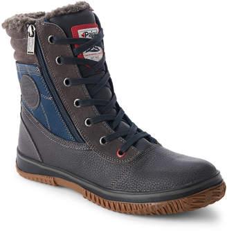 Pajar Canada Grey & Navy Tour Waterproof Boots
