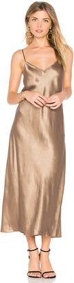 Vince Slip Mini Dress $275 thestylecure.com
