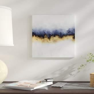 East Urban Home 'Sky' Print on Canvas