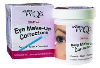Andrea Eyeq's Oil-free Eye Make-up Correctors Pre-moistened Swabs